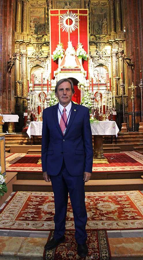 La propuesta de la vuleta de las Tres Caídas es defendida por candidato Juan Apresa.
