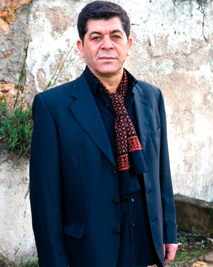 Tomás de Perrate, 20 años llevando el flamenco de Utrera por el mundo.