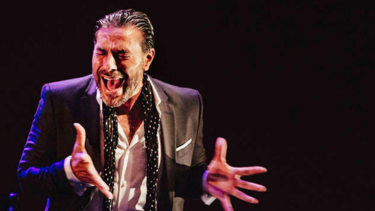 El cantaor flamenco Pedro