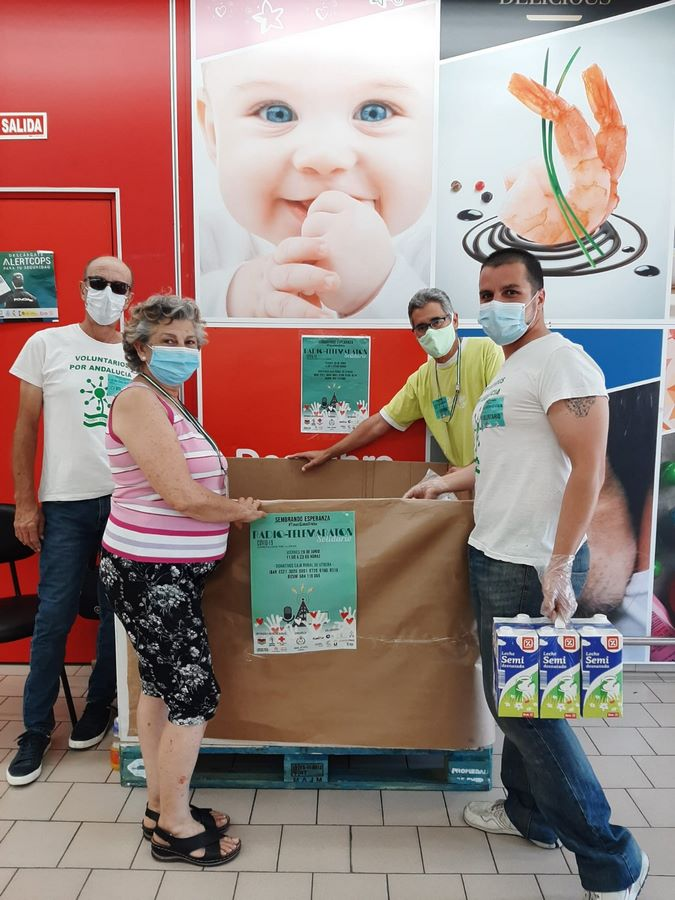 Voluntarios de VOPAN.