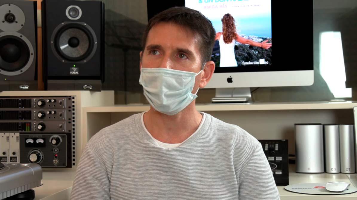 El DJ de Utrera, Joaquín Tejada